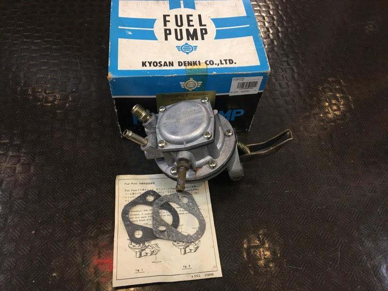 Fuel Pump!